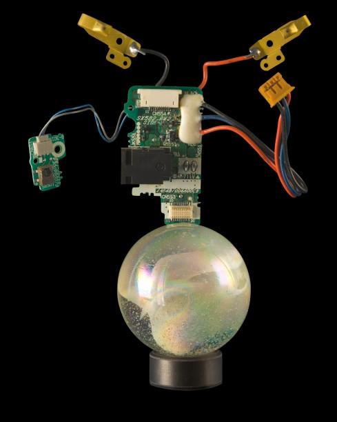 robomorphe - sculpture - robot - photographie © Marc Dumas