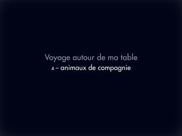 voyage autour de ma table - photographie © Marc Dumas
