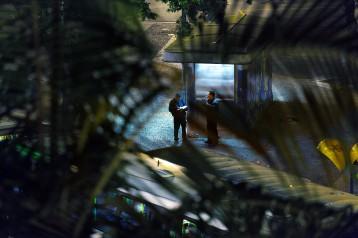 São Paulo de todas as sombras (São Paulo de toutes les ombres), bresil - photographie © Lucia Guanaes