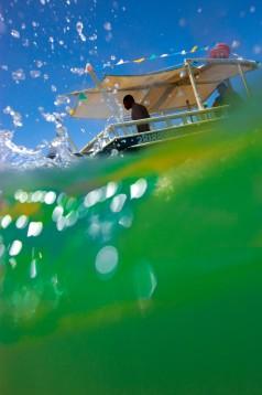 plage - porto da Barra, Salvador de Bahia, Brésil - photographie © Marc Dumas