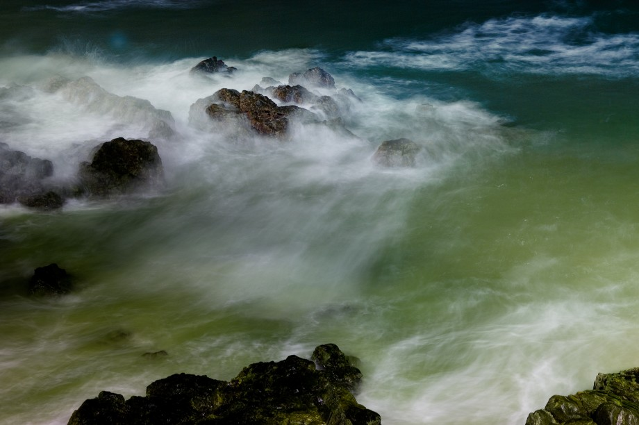 vagues - porto da Barra, Salvador de Bahia, Brésil - photographie © Marc Dumas