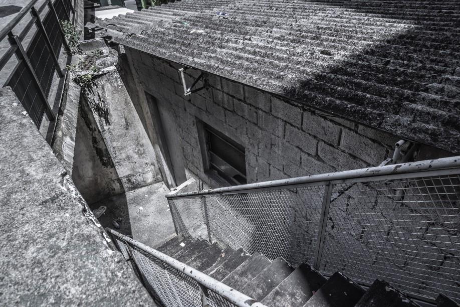 São Paulo Cinza, bresil - photographie © Marc Dumas